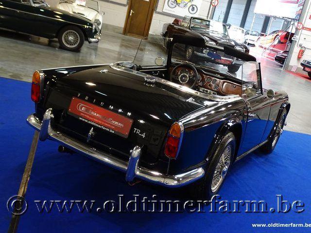 Triumph TR4 Black