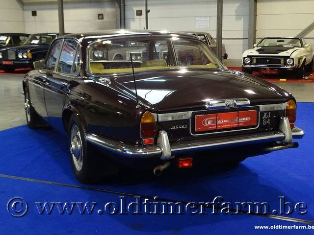 Jaguar XJ6 3.4 Series 2
