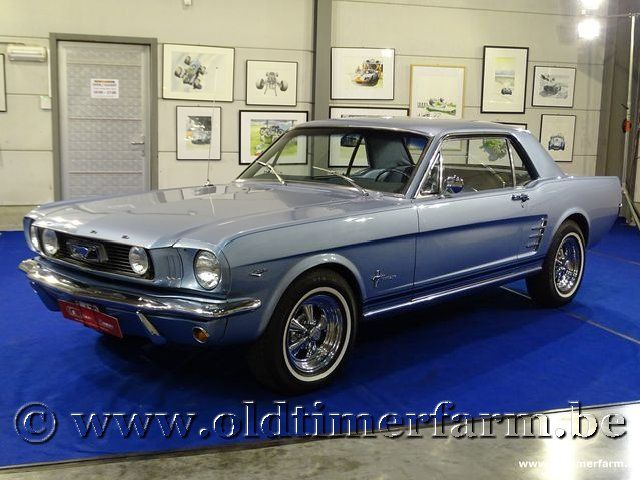 Ford Mustang Hardtop Coupé 289ci V8 '66