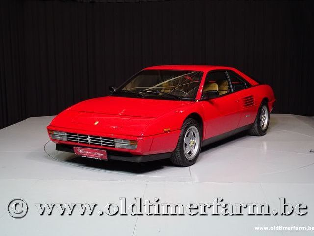 Ferrari Mondial T Coupé '90
