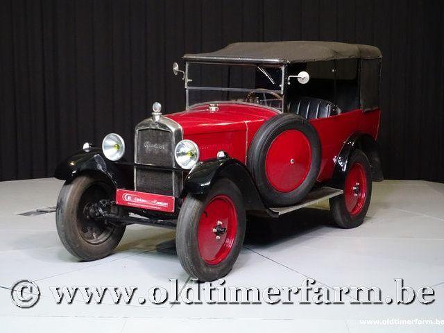 Peugeot 177M Commerciale '28 (1928)