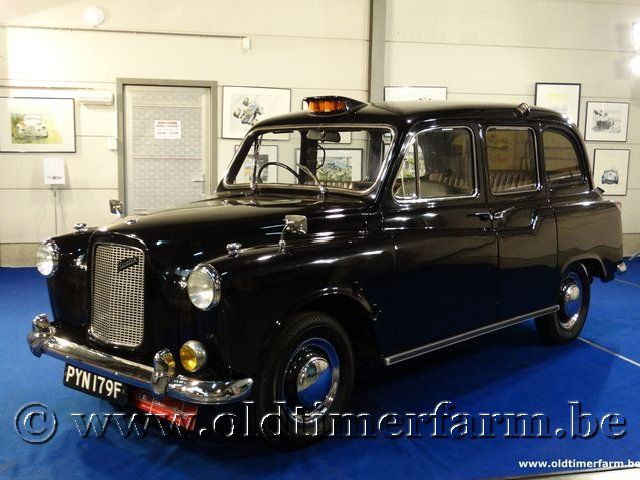 Austin FX4 English Cab '68
