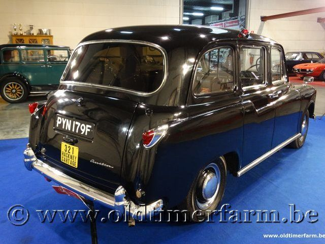 Austin FX4 English Cab