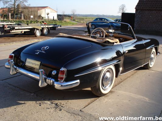 Mercedes-Benz 190 SL (1959)