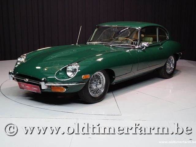 Jaguar E-Type 4.2 Series 2 Coupé 2+2 '69