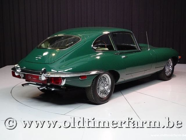 Jaguar E-Type 4.2 Series 2 Coupé 2+2