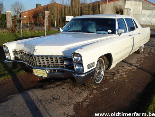 Cadillac Fleetwood (1967)