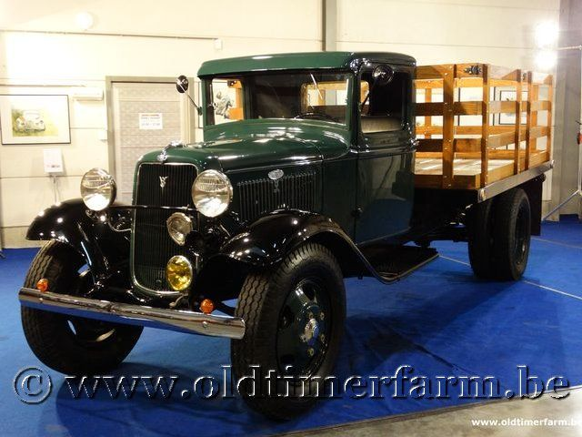 Ford V8 Model B Pick-Up '34