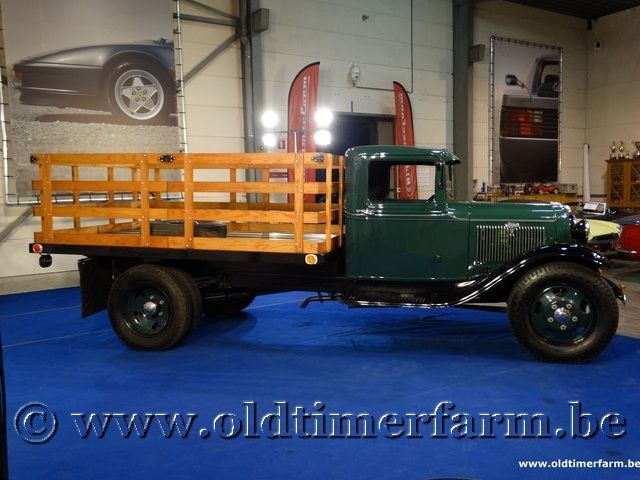 Ford B V8 Pick-Up