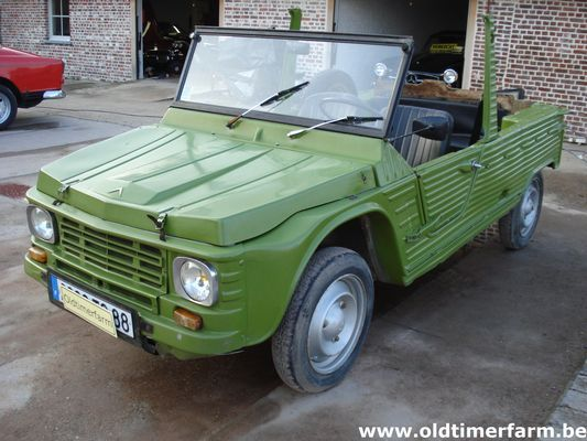 Citroën Mehari (1979)