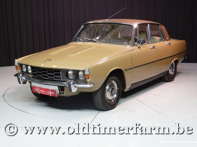 Rover P6 3500 MKII Auto '74