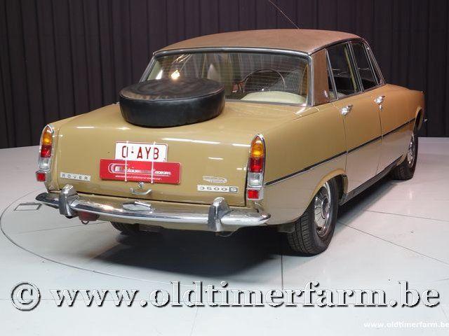 Rover P6 3500 MKII Autom. '74 (1974)