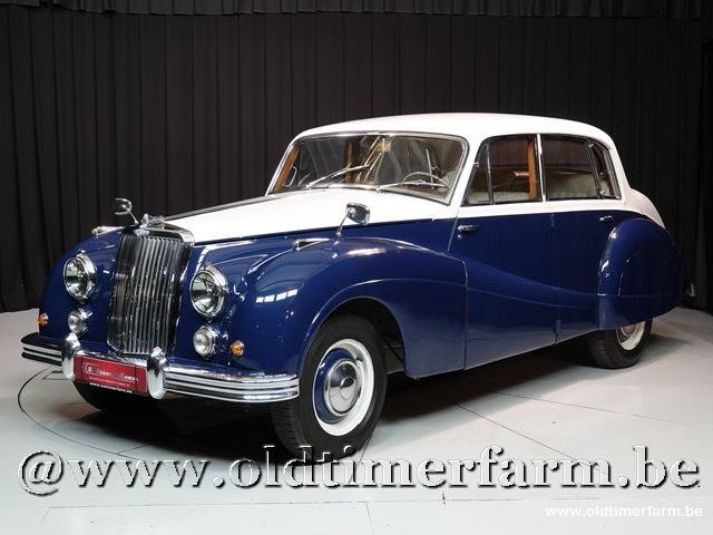 Armstrong Siddeley Sapphire '56