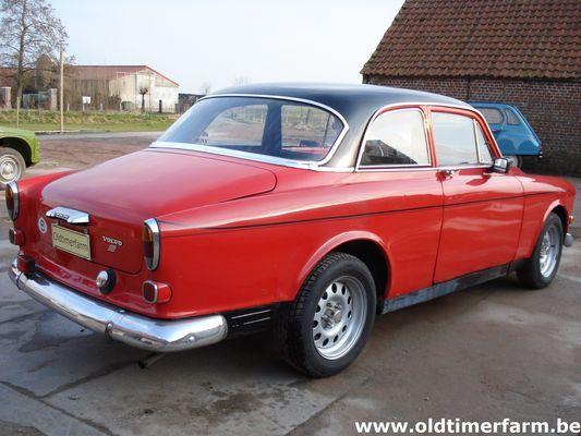 Volvo Amazone B20 (1969)