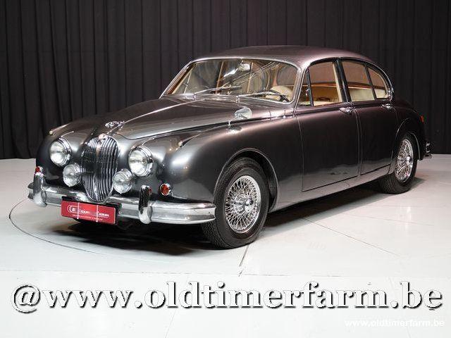 Jaguar MK II 3.8 '62