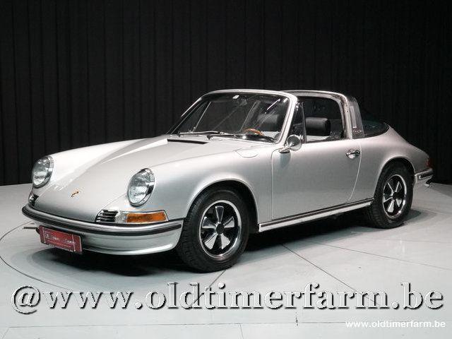 Porsche 911 2.2T Targa Grey '70