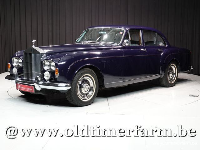 Rolls Royce Silver Cloud III Flying Spur '65