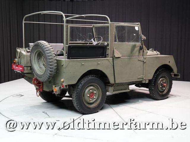Minerva 4x4 ex-ABL '52 (1952)