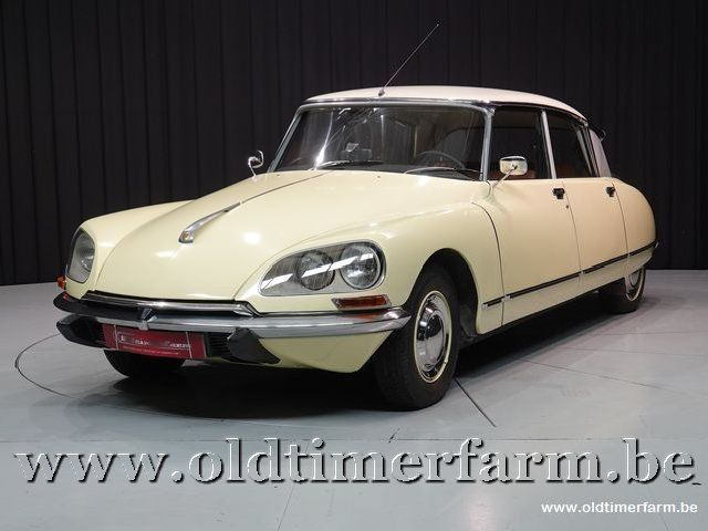 Citroën DSuper 4 Berline 2.0 '73 (1973)