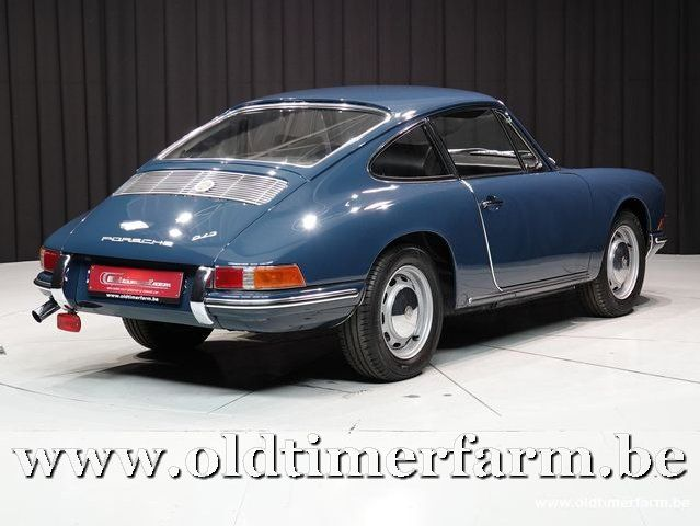 Porsche 912 Coupé Aga blue '66 (1966)