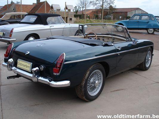MG B (1967)