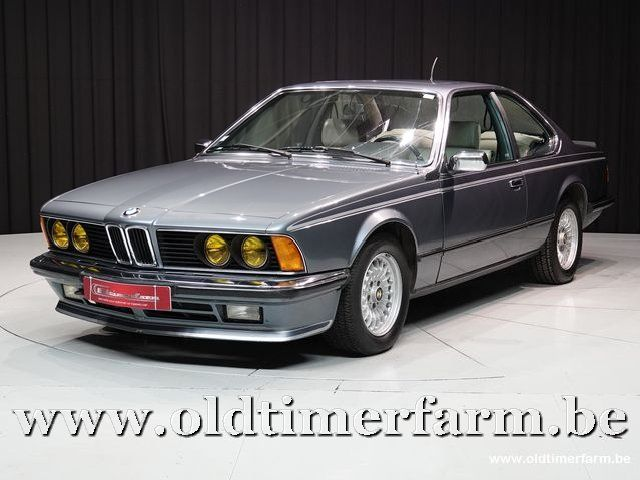 BMW 635CSI '83