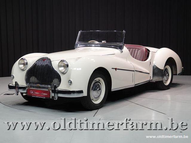 Alvis TB14 Roadster '50