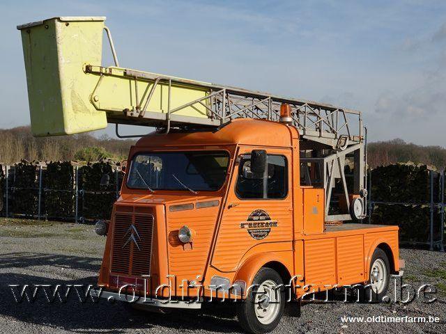 Citroën HY Ladder Truck '67