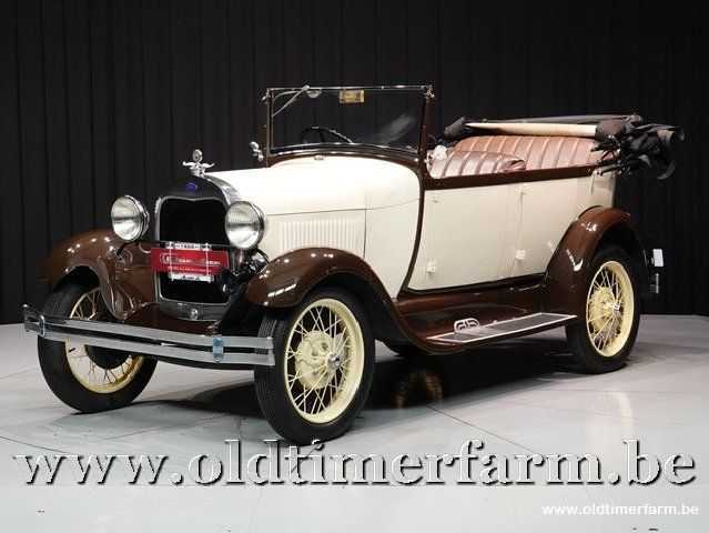 Ford Model A Phaeton '28