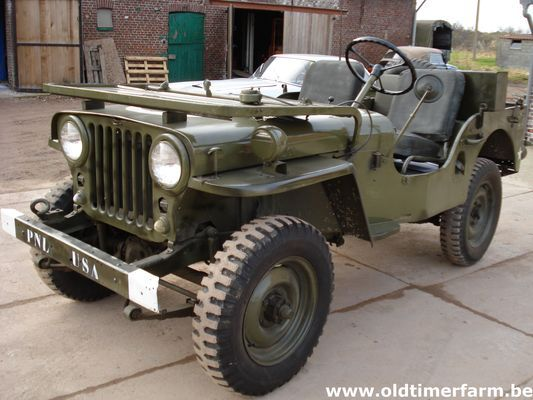 Willys-Overland Jeep (1952)