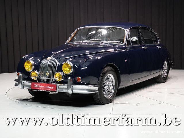 Jaguar MKII 3.4 '67