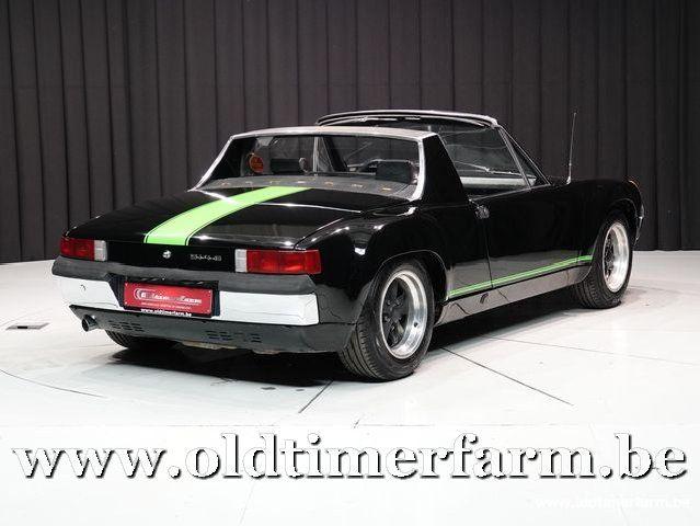 Porsche 914/6 GT Targa Breitbau '70 (1970)