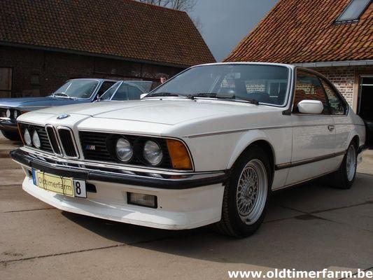BMW M 635 CSI (1985)