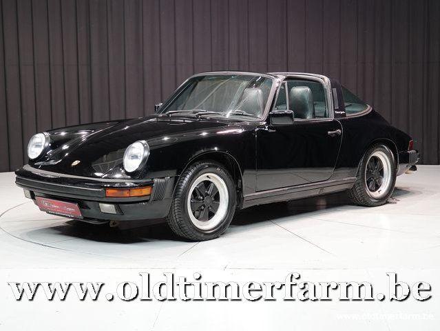 Porsche 911 3.2 Carrera Targa '85