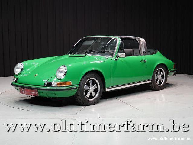 Porsche 911 2.4 T Targa Viper Green '72