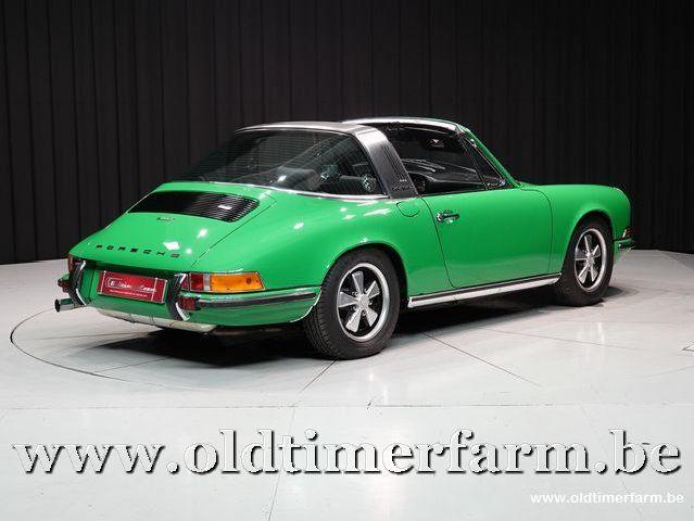 Porsche 911 2.4 T Targa Viper Green