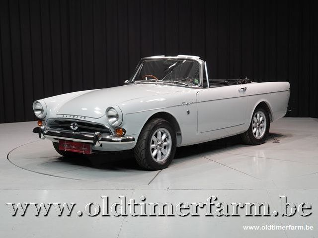 Sunbeam Tiger 260 MKI Baltimore Grey