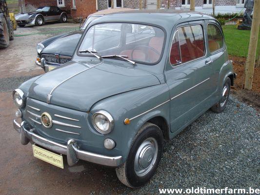 Fiat 600 (1965)