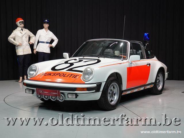"Porsche 911 3.0 SC Targa Rijkspolitie ""Alex 82"" 1980"