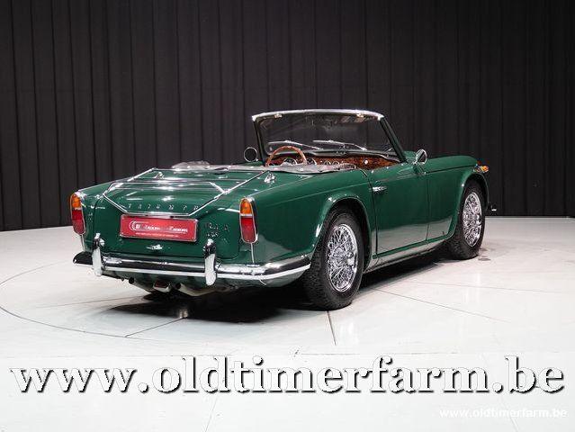 Triumph TR4 A IRS '65 (1965)