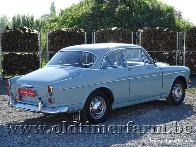 Volvo Amazon 121 2-doors
