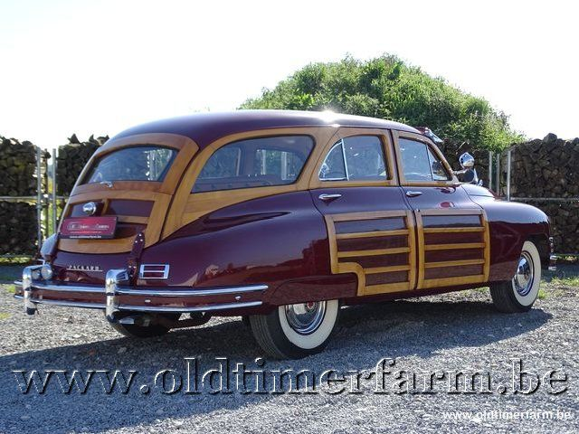 Packard Eight Woody Wagon '47 (1947)