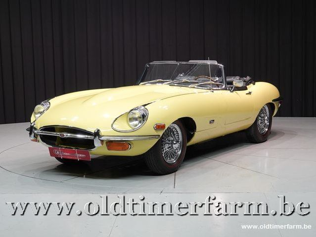 Jaguar E-Type 4.2 Series 2 OTS