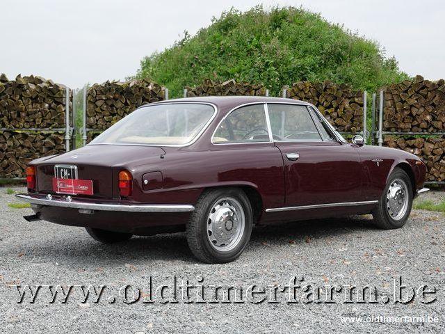 Alfa Romeo 2600 Coupé