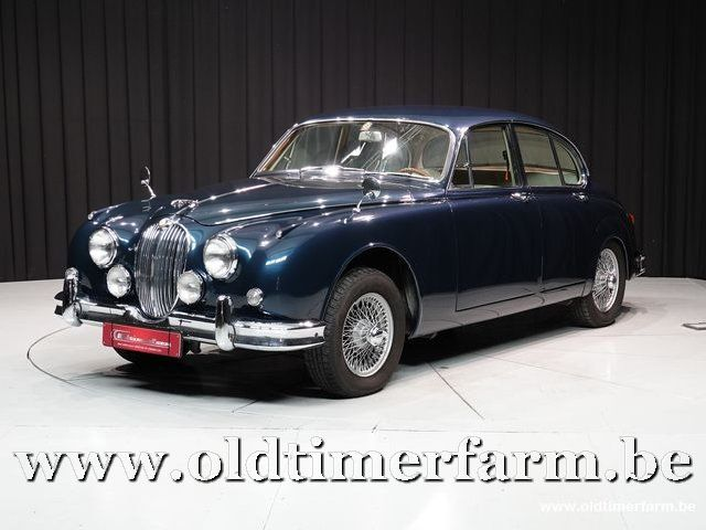 Jaguar MKII 3.8 '63
