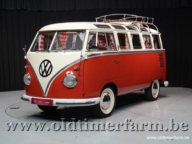 Volkswagen T1 Samba '59