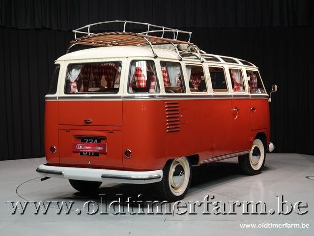 Volkswagen T1 Samba '59 (1959)