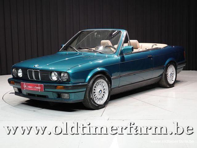 BMW 325i E30 Cabriolet '92