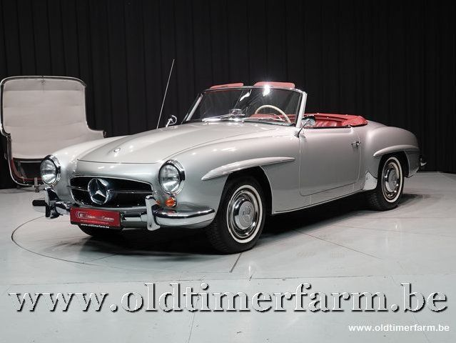 Mercedes-Benz 190SL '61