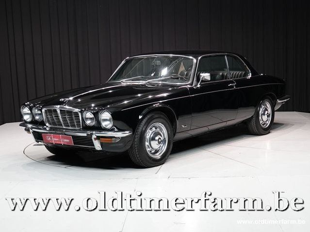 Jaguar XJ6 C Series 2 '75 (1975)